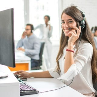 Live Chat and Phone Customer Service