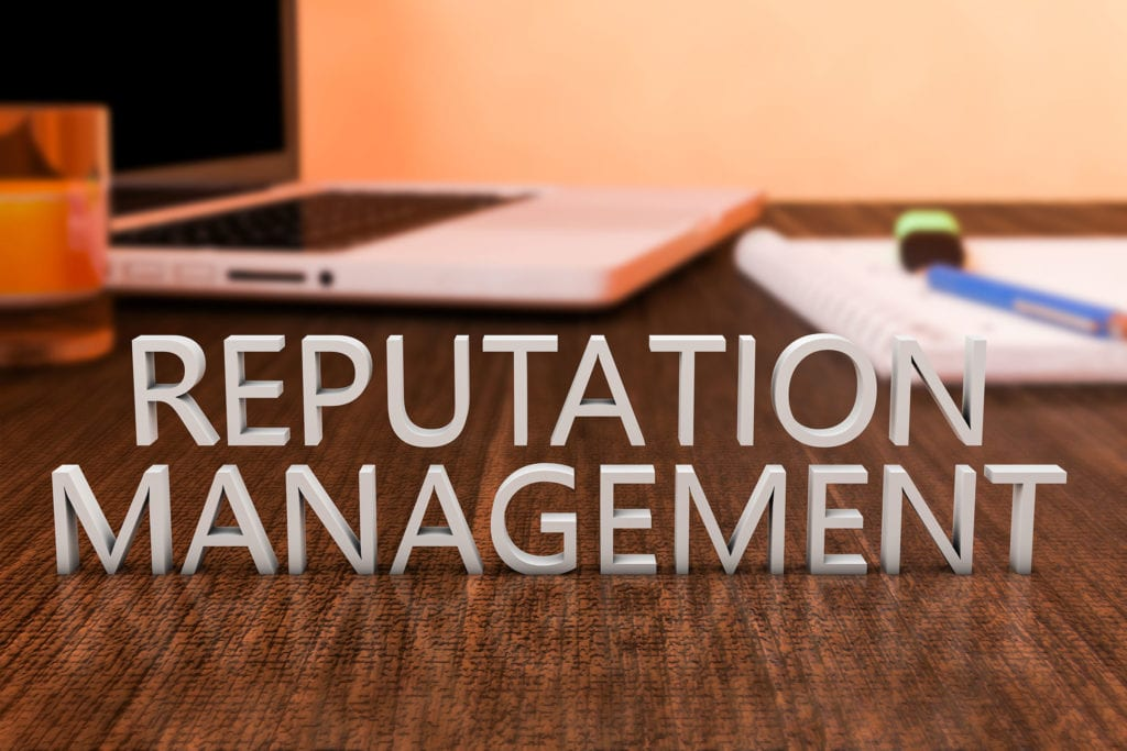 online management reputation strategy for businesses