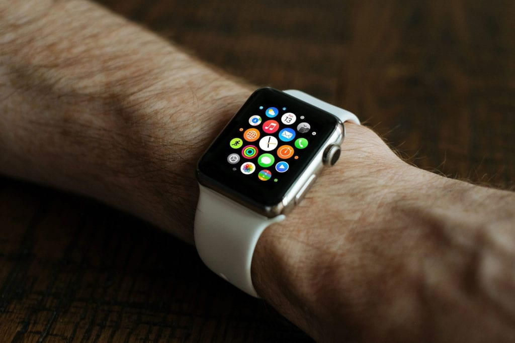 Smartwatch with Innovative Features