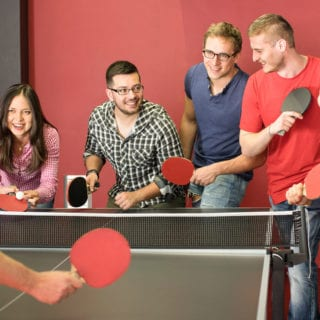 Why Your Office Needs a Ping Pong Table