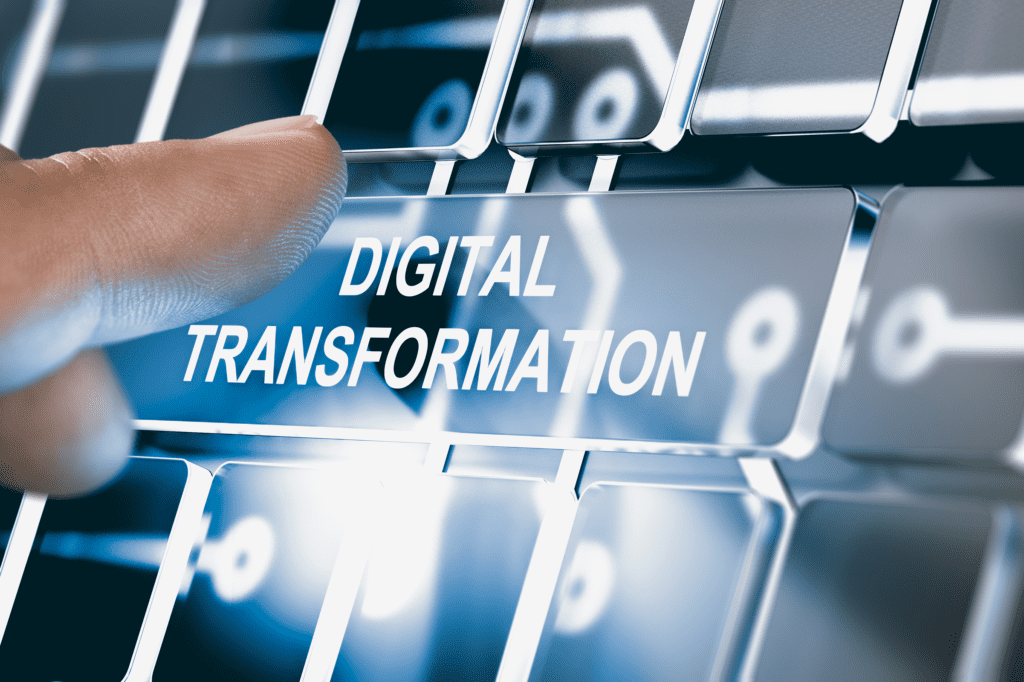 Embarrassed by Your Digital Transformation Skills