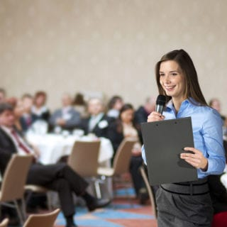 Mistakes Made During Business Speeches