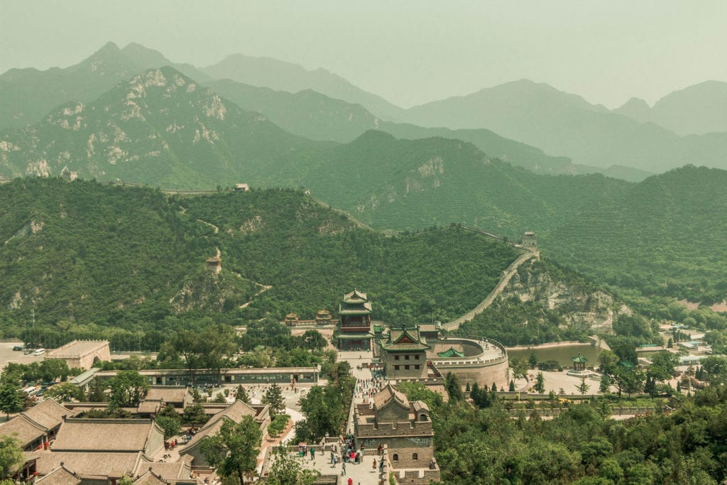 Tourism Industry in China