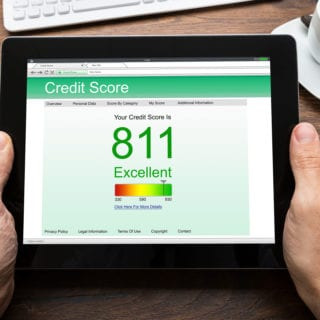 Calculating Your Credit Scores