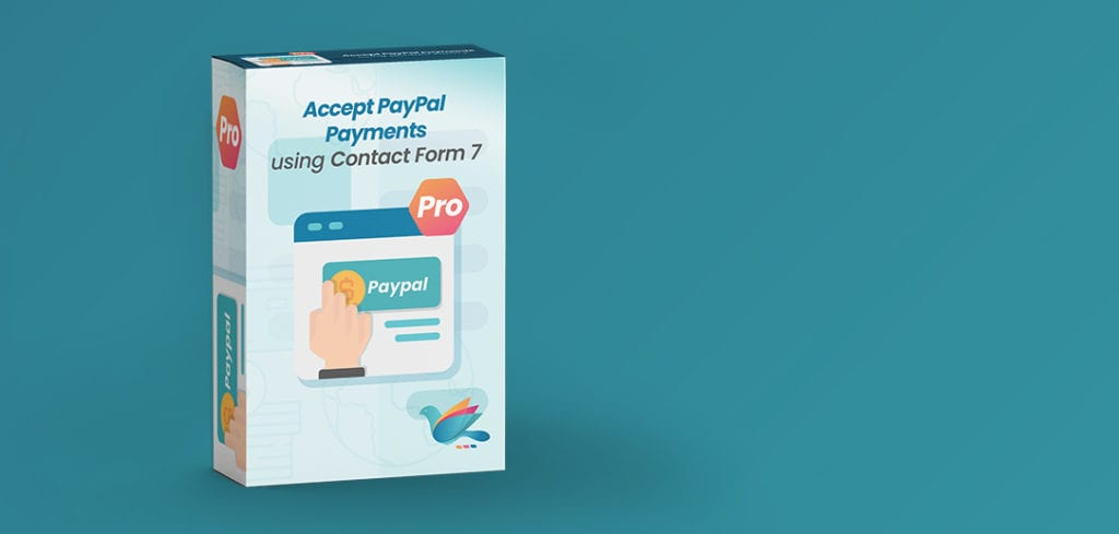 Accept PayPal Payments using Contact Form 7 Pro